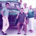 Mitico furgone della cooperativa basentana